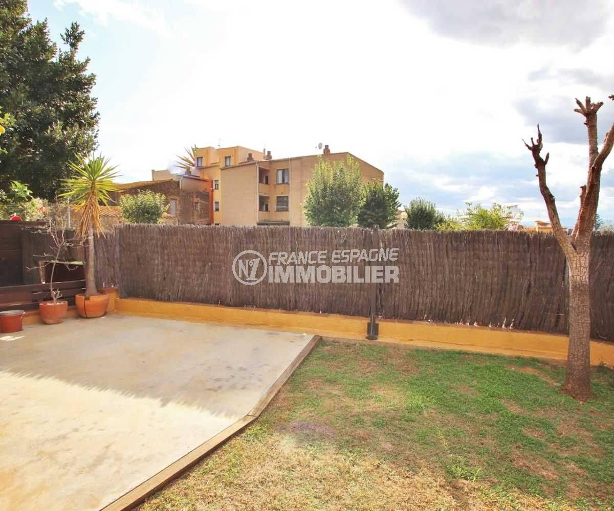 agence immobilière costa brava: ref.3795, villa de 195 m² sur terrain de 148 m²