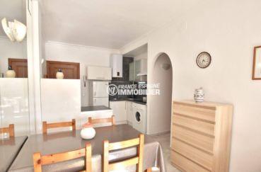 immobilier empuria brava: appartement ref.3784, salle à manger et cuisine américaine