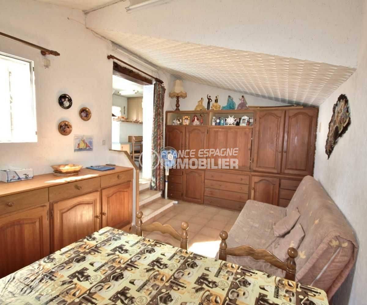 immobilier ampuriabrava: villa ref.3791, aperçu séjour / salle à manger