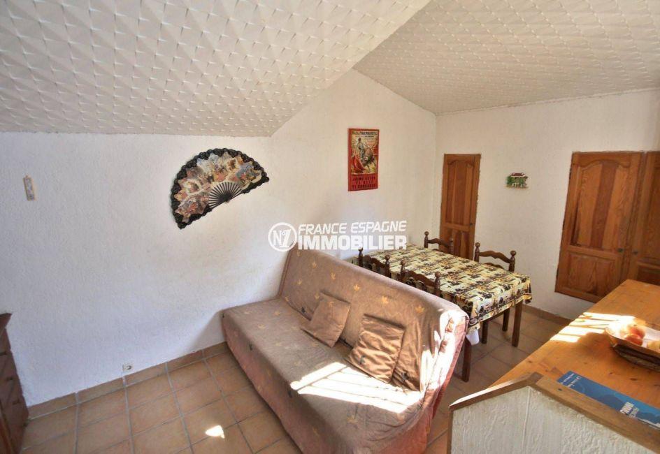 immobilier empuria brava: villa ref.3791, aperçu pièce principale coté salon