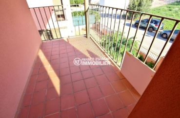 agence immobiliere costa brava: villa ref.3801, petite terrasse au 1er étage