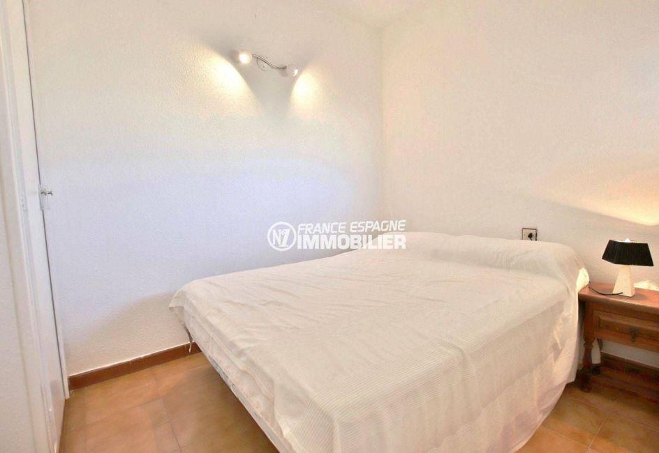 immobilier roses espagne: appartement ref.3779, chambre avec placards