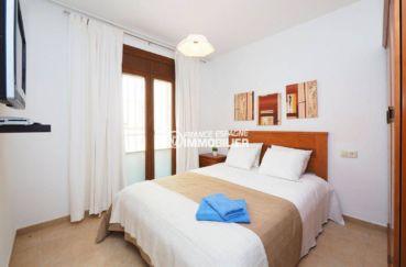 immobilier empuriabrava: appartement ref.3783, aperçu de la chambre à coucher