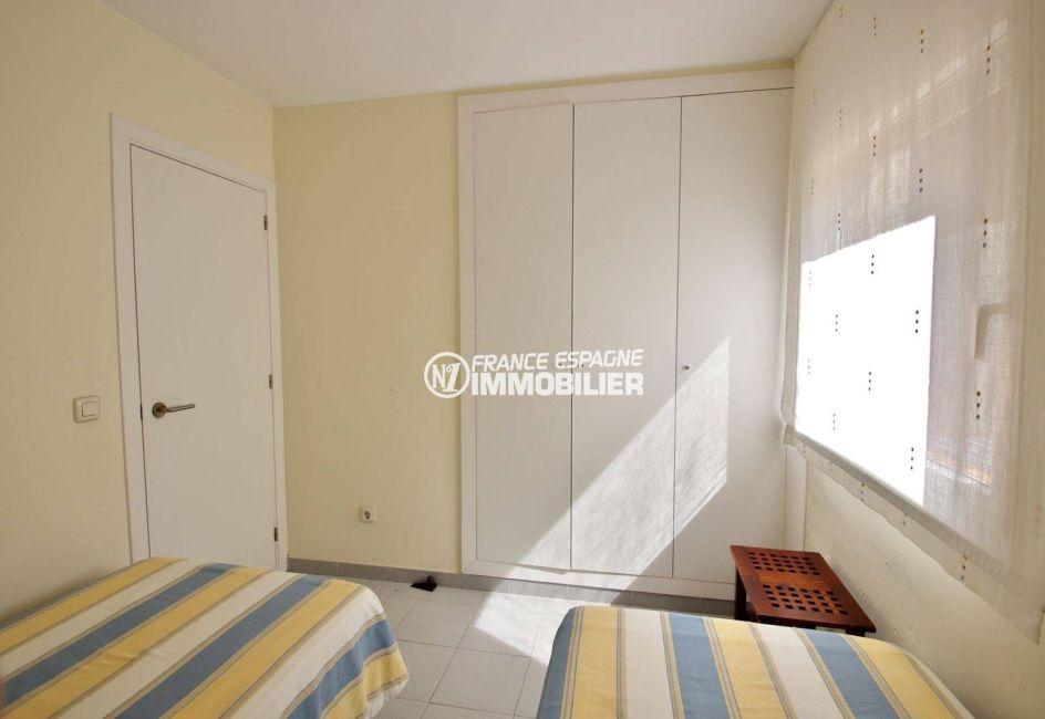 appartement a vendre a rosas, ref.3782, chambre 1 avec penderie intégrée