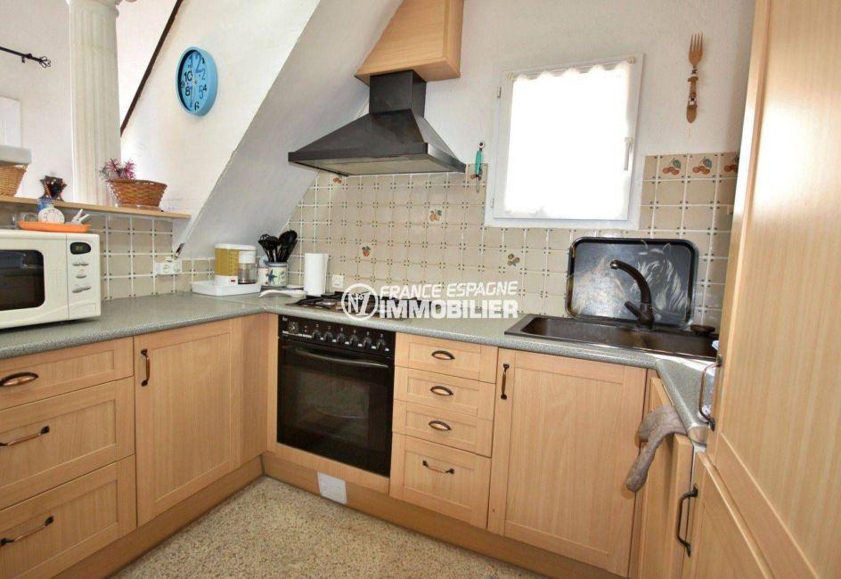 agence immo empuriabrava: villa ref.3791, aménagement de la cuisine