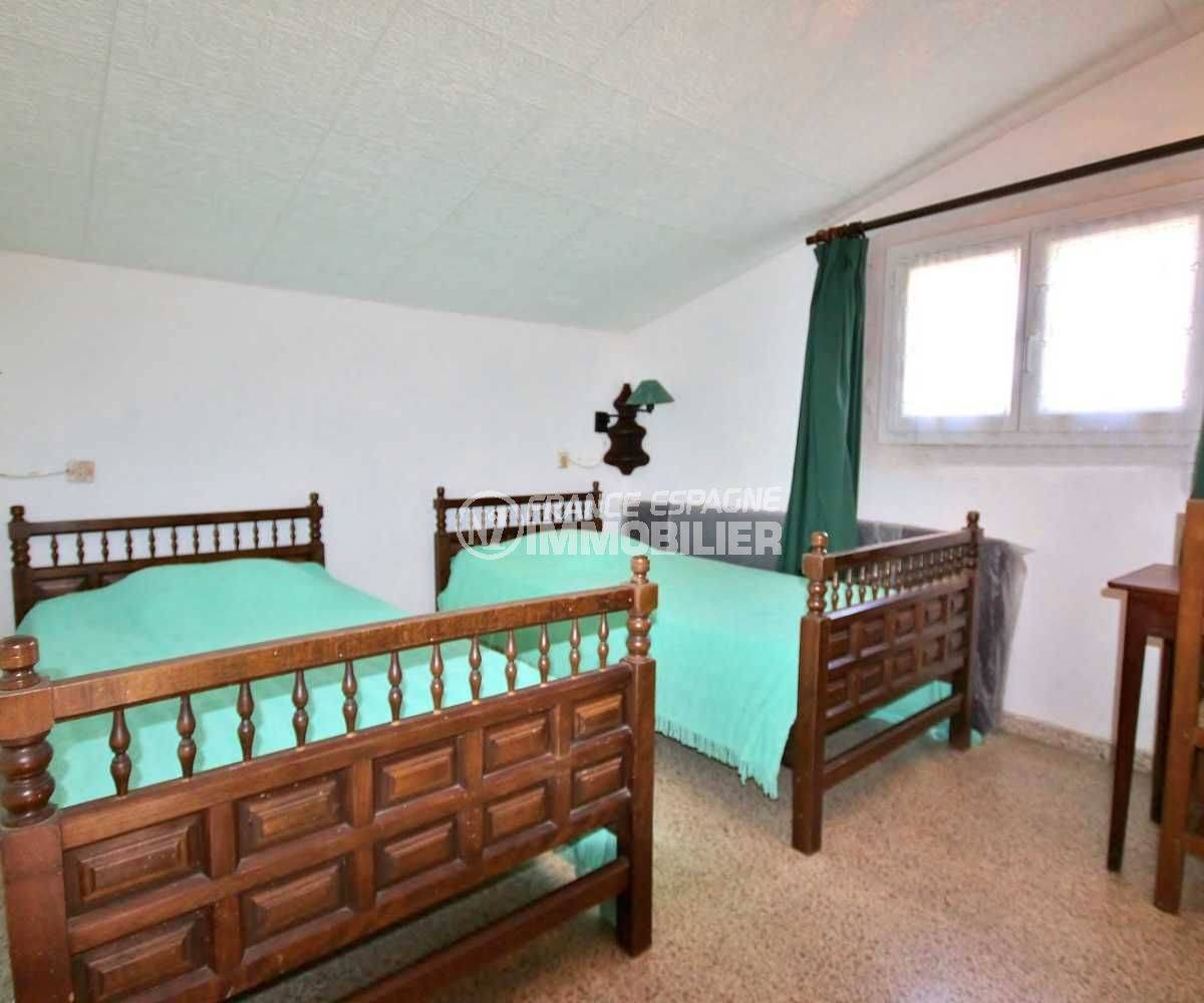 agence immobilière empuriabrava: villa ref.3791, seconde chambre, 2 lits