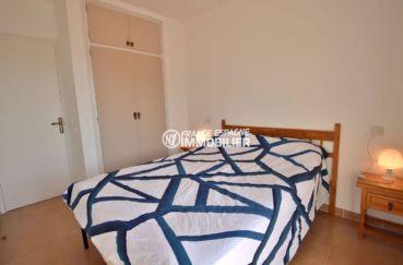 appartement à vendre à rosas espagne, ref.3804, première chambre avec des rangements