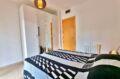 appartement à vendre à rosas espagne, 3 pièces 68 m², 1° chambre avec lit double et penderie