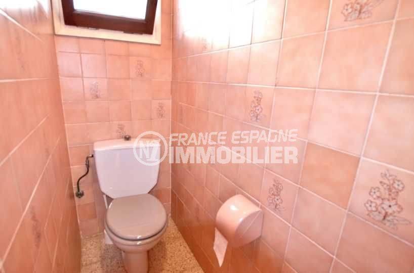 agence immobilière roses: villa ref.3773, aperçu toilettes indépendantes