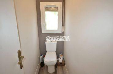maison a vendre espagne, ref.3802, toilettes indépendantes