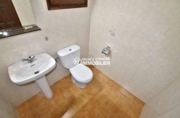 vente immobilier rosas espagne: appartement ref.3774, wc indépendants, possibilité douche