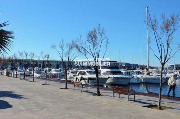 achat appartement rosas, ref.3779, aperçu de la marina à proximité