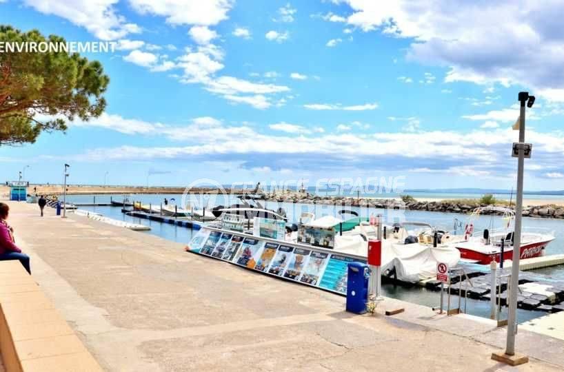 vente appartement rosas, ref.3781, embarcadères à près du port de roses aux alentours