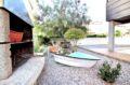 immo center rosas: appartement 3 pièces 68 m² 2 chambres, jardin avec barbecue