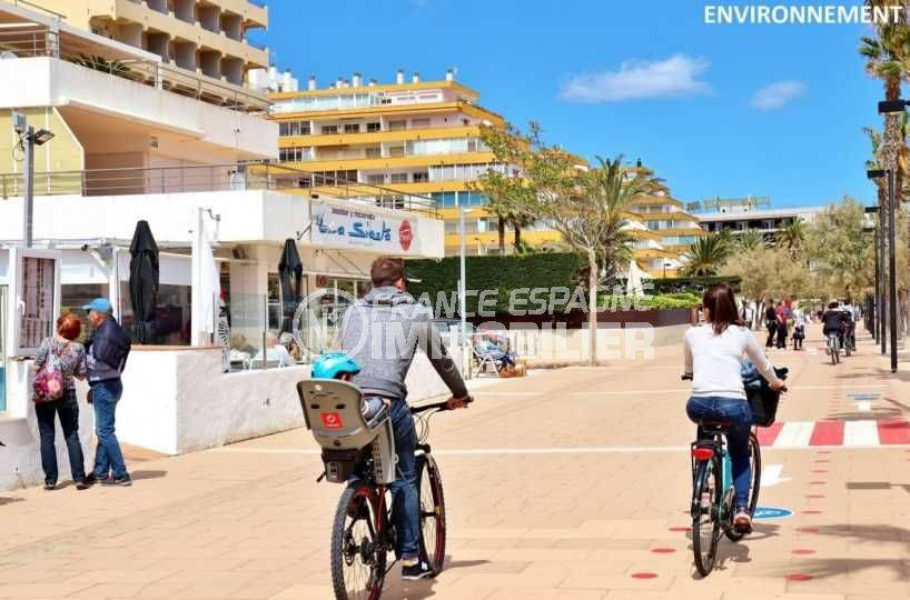 santa margarida: studio ref.3787, restaurants et commerces à proximité