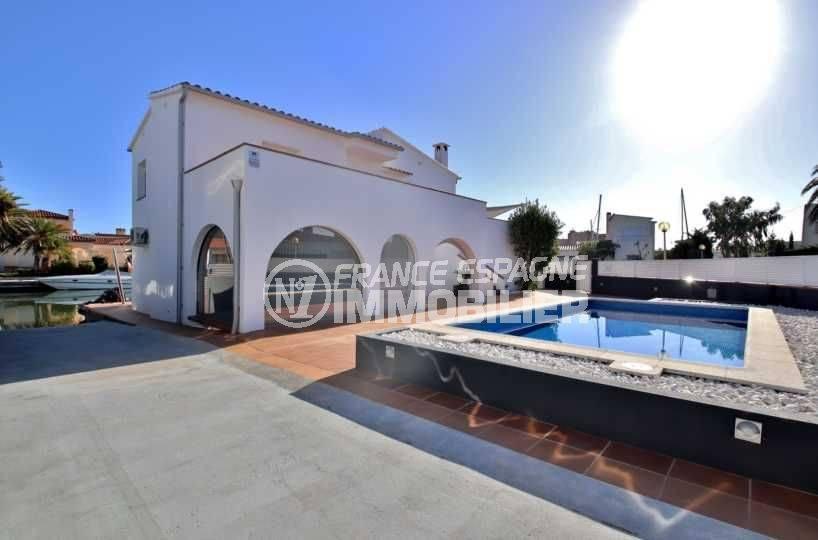 achat roses espagne: villa ref.3796, piscine privée de 3,5 m x 7 m au chlore