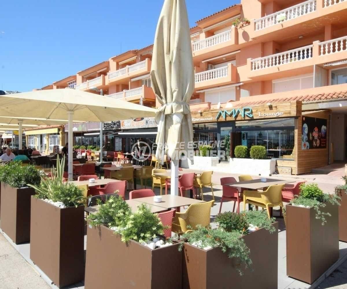 acheter maison costa brava, ref.3802, restaurants le long de la plage à 300 m
