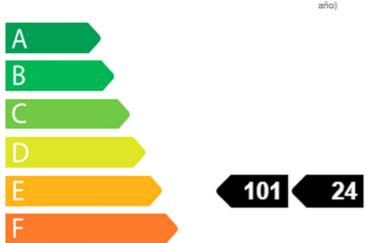 agence immobiliere empuriabrava espagne: appartement ref.3783, bilan énergétique