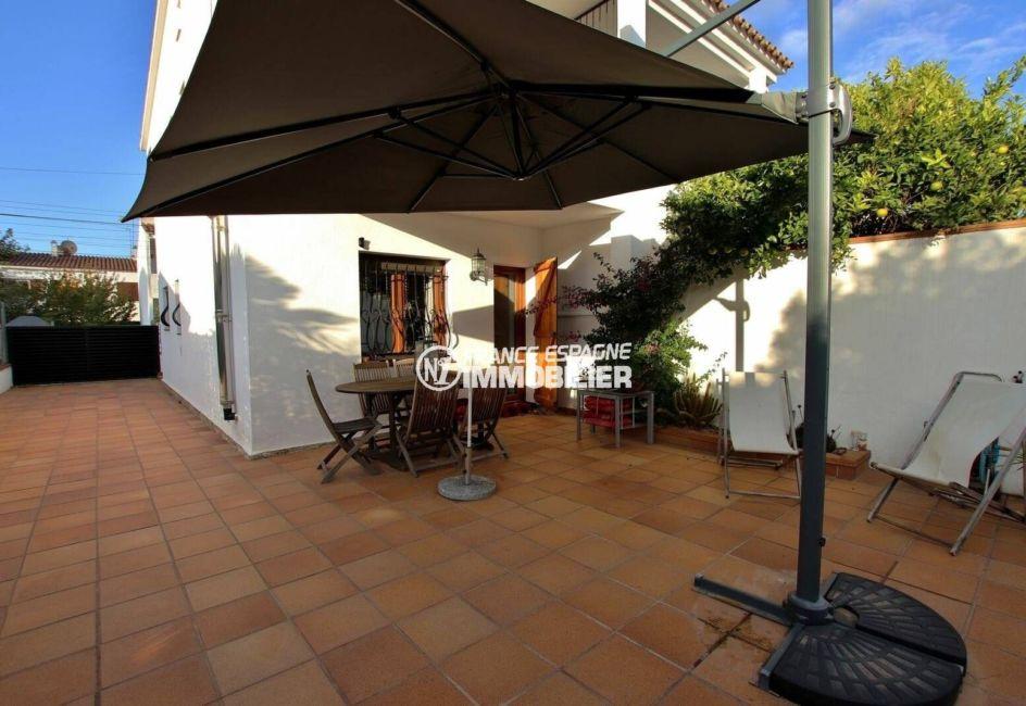 maison a vendre espagne costa brava, ref.3818, villa de 96 m² sur terrain de 140 m²
