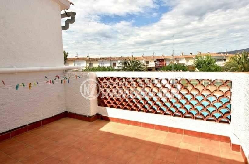 immobilier ampuriabrava: villa ref.3822, 2 terrasses vue dégagée