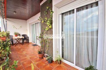 appartements a vendre a rosas, ref.3820, terrasse de 15 m² vue mer