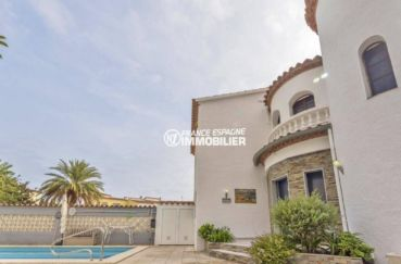 agence immo empuriabrava: ref.3827, villa construit sur un terrain de 399 m²