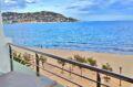 appartement a vendre costa brava, ref.3839, en première ligne de plage depuis la terrasse