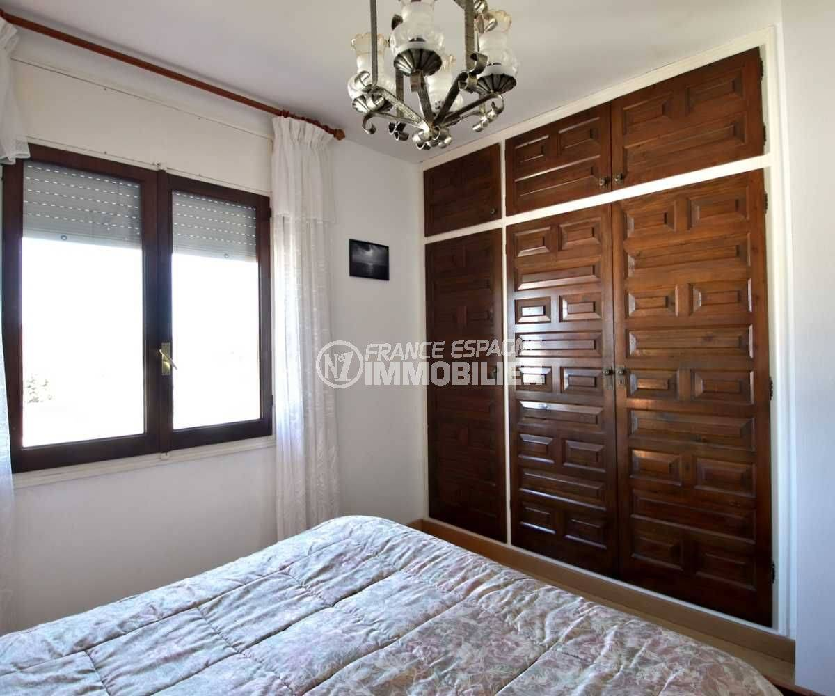 vente immobilier rosas espagne: villa ref.3815, chambre 1 avec penderie intégrée