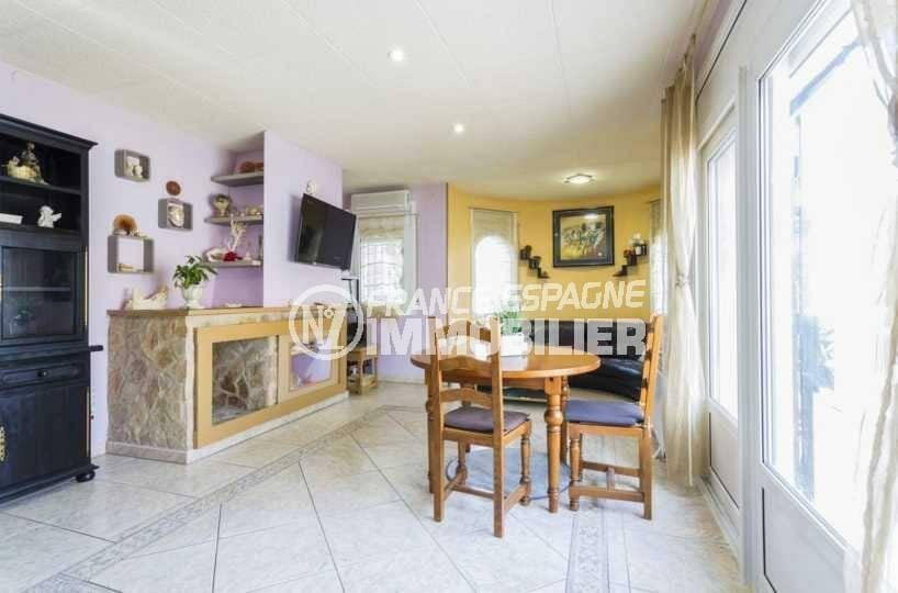 maison a vendre a empuriabrava, ref.3832, grand séjour / salle à manger