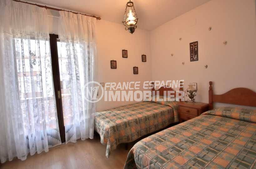 vente immobilière rosas: villa ref.3815, chambre 2 avec balcon privé