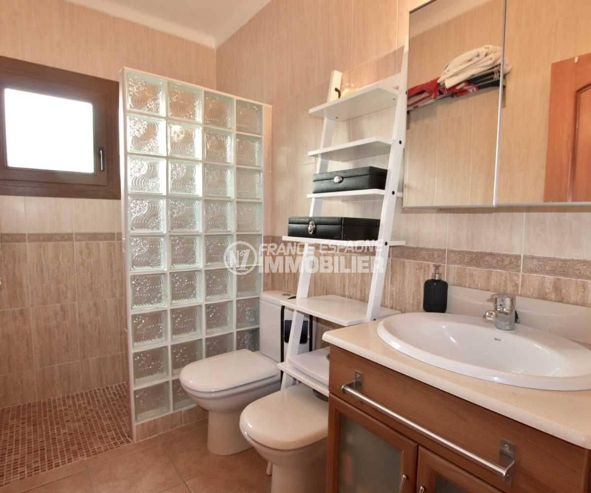 immobilier espagne pas cher: villa ref.3818, salle d'eau avec douche italienne