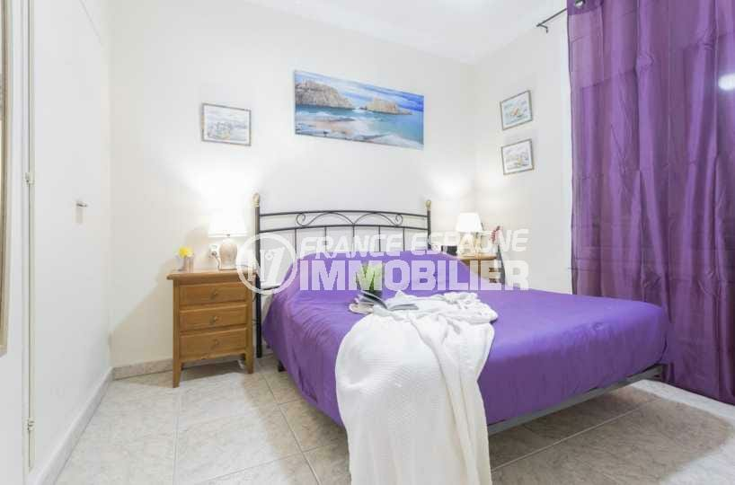 acheter maison empuriabrava, ref.3832, chambre 1 avec lit double