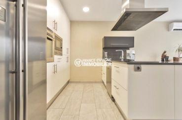 vente villa empuriabrava, ref.3827, cuisine américaine équipée avec des rangements