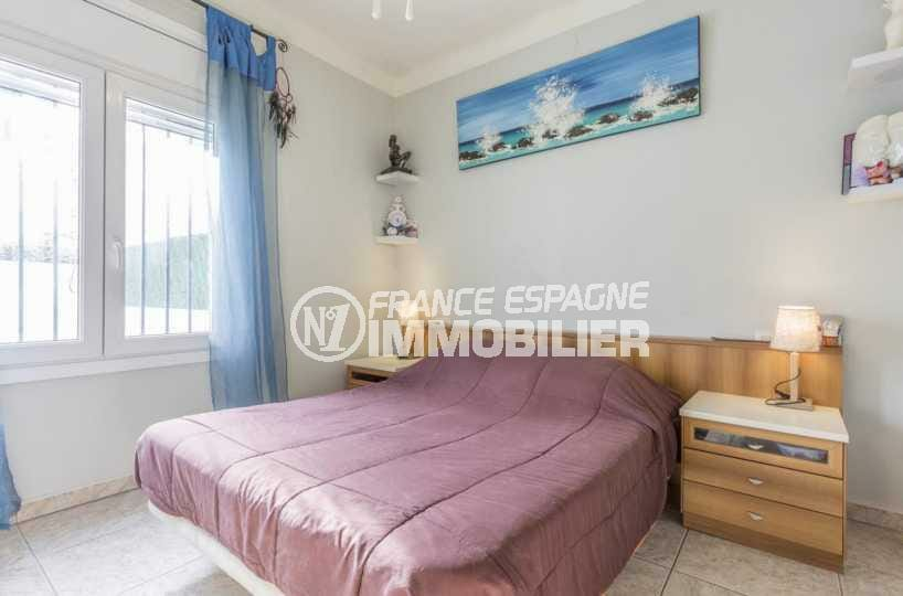 agence empuriabrava: villa ref.3832, chambre 2 avec lit double également