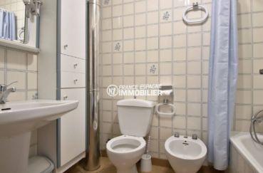 achat immobilier costa brava: villa ref.3815, salle de bains avec toilettes et bidet