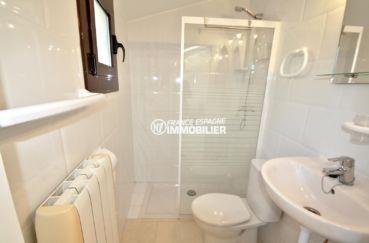 achat appartement catalogne bord de mer, ref.3823, salle d'eau: douche, lavabo, wc