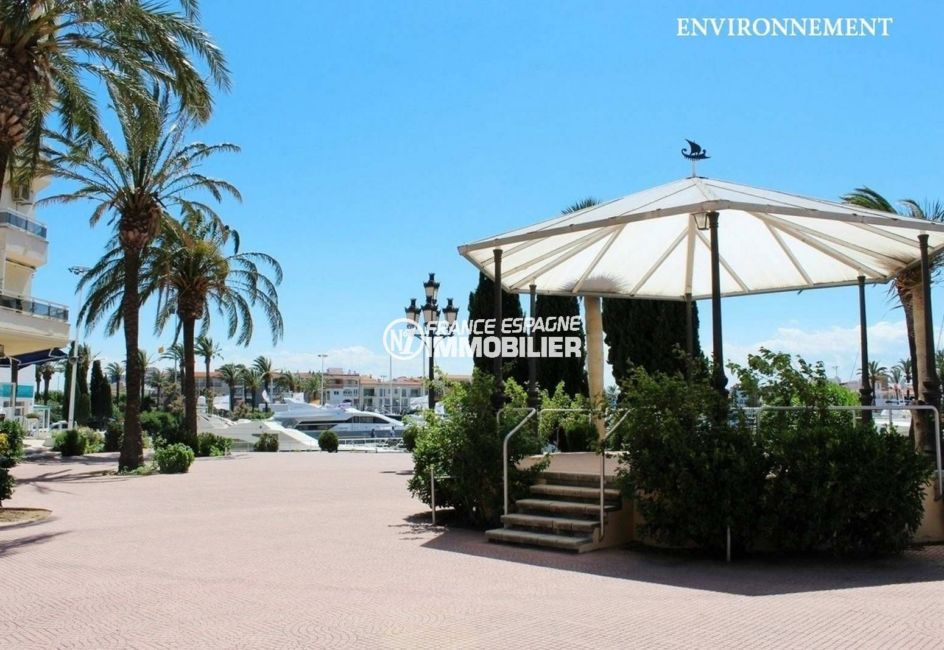 vente immobilier costa brava: villa ref.3834, port de plaisance à proximité