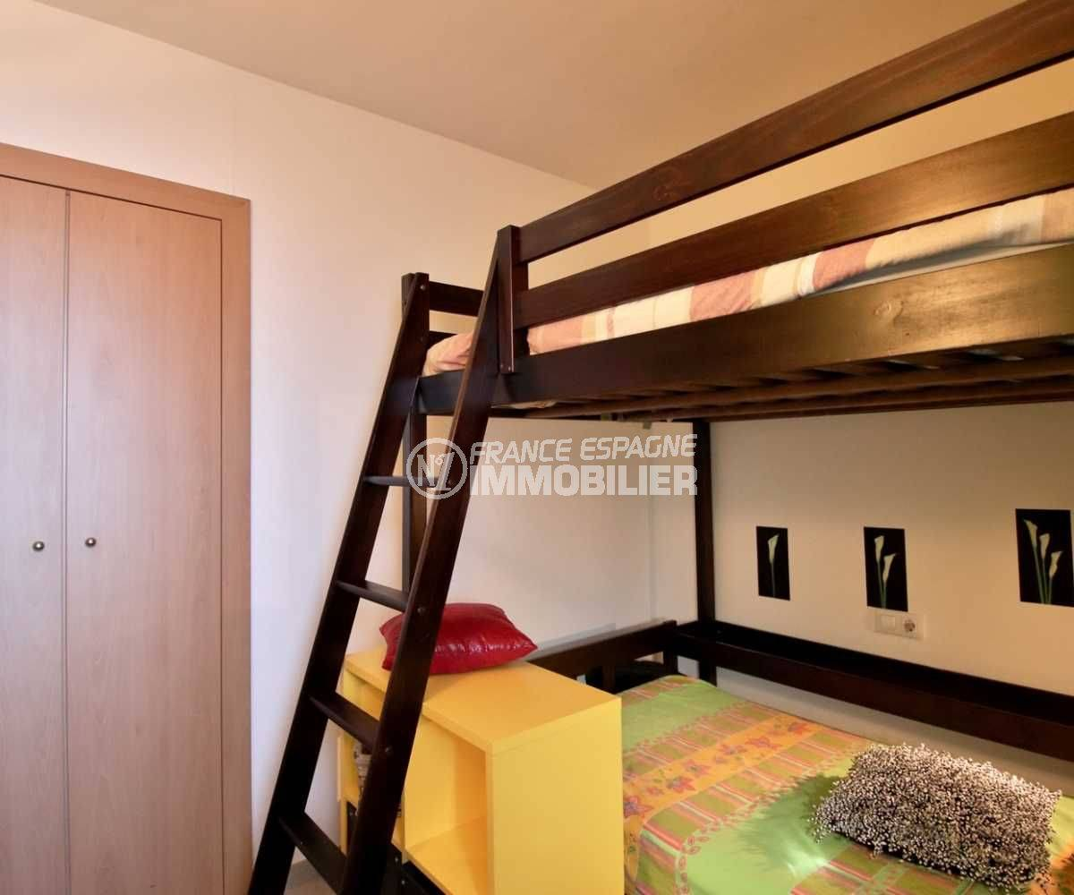 ventes immobilieres rosas espagne: appartement ref.3812, chambre 2 avec penderie intégrée