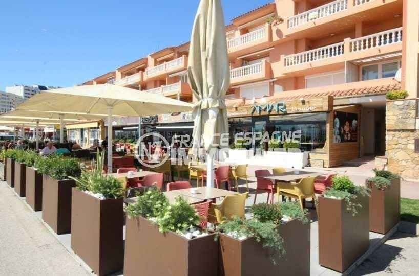 acheter maison costa brava, ref.3833, restaurants près de la plage aux environs
