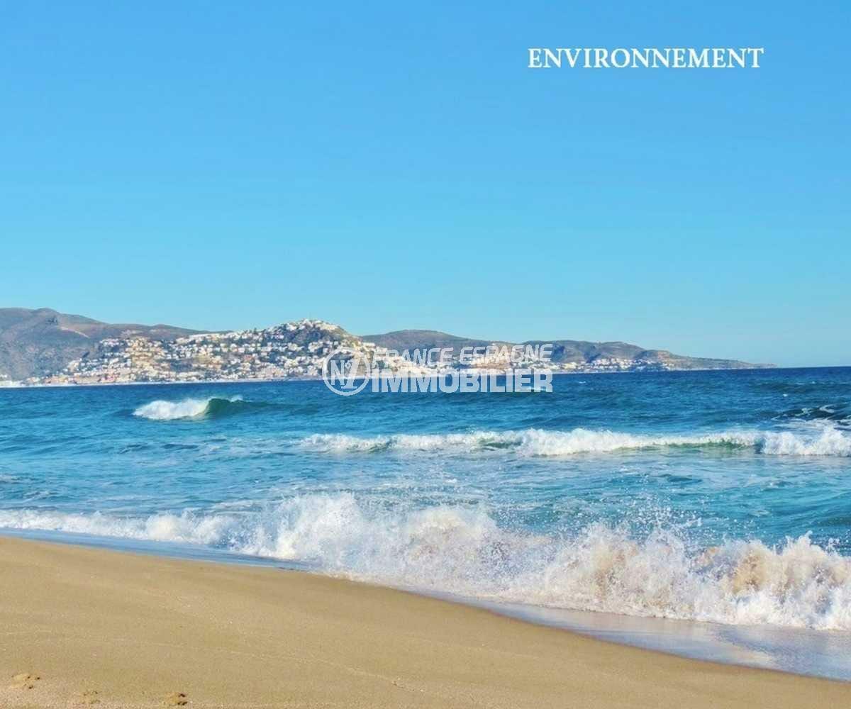 vente maison costa brava, ref.3832, proche plage et commerces