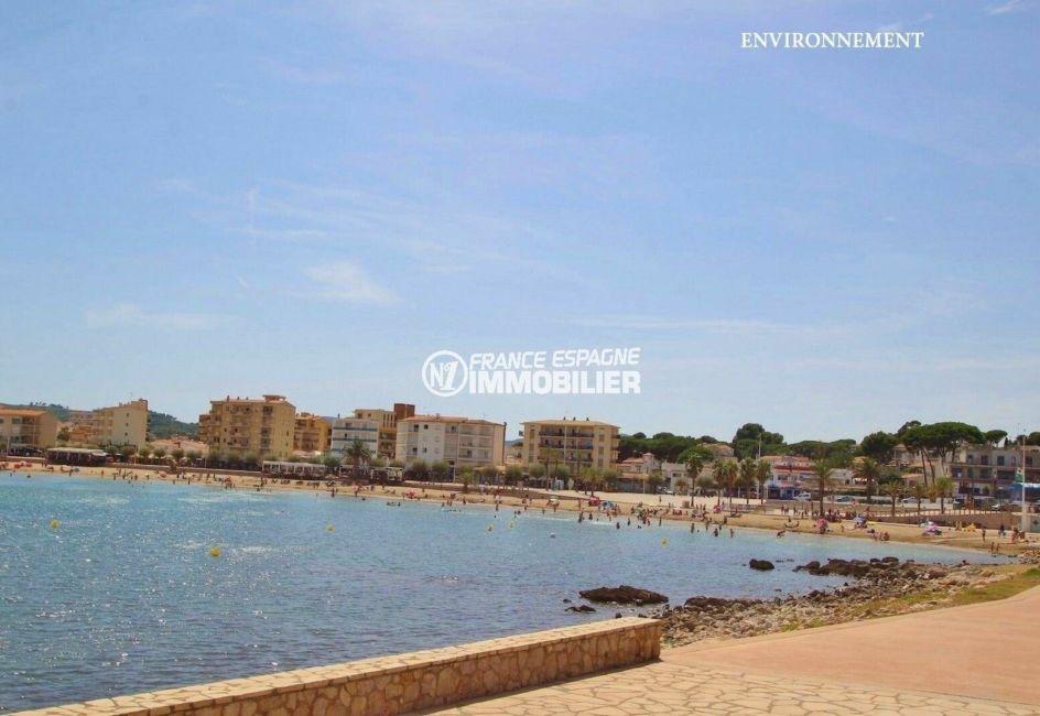 maison a vendre espagne catalogne, ref.3818, promenade prèsde la plage aux environs