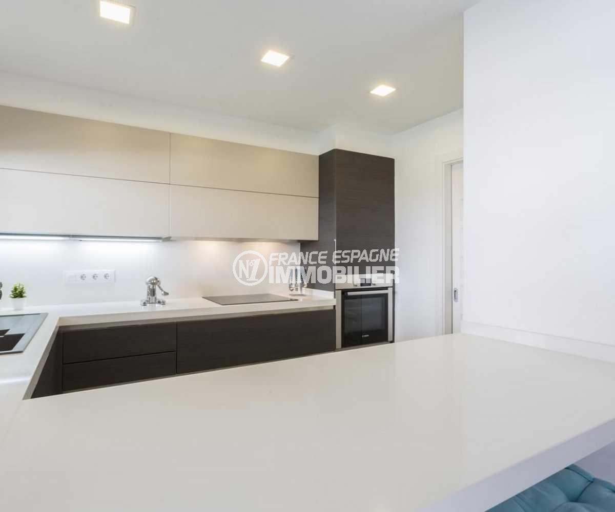 agence immobiliere empuriabrava: villa ref.3830, aperçu cuisine moderne équipée