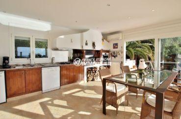maison a vendre espagne bord de mer, ref.3847, cuisine d'été aménagée toute équipée