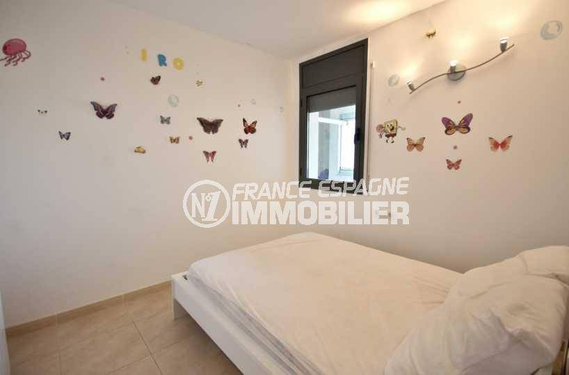 empuriabrava immobilier: appartement ref.3843, seconde chambre (enfant)