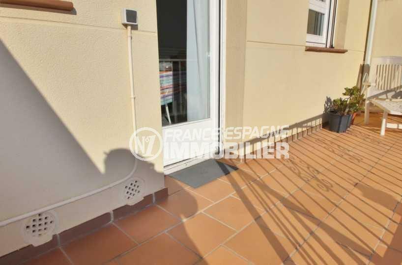 achat immobilier costa brava: villa ref.3841, accès à la suite parentale depuis la terrasse à l'étage