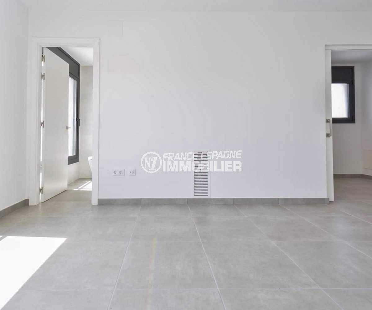 achat villa empuriabrava, ref.3825, seconde chambre avec dressing et salle de bains