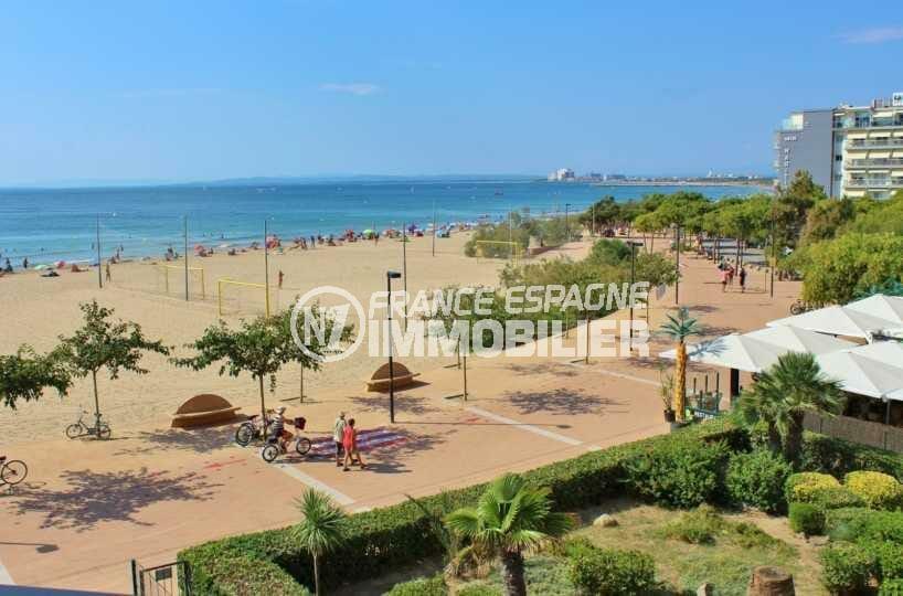 appartement costa brava, ref.3842, promenade près de la plage à 20 m