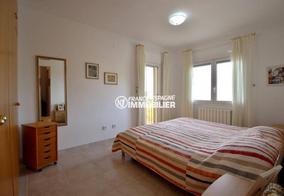 vente immobiliere costa brava: ref.3847, suite parentale: lit double accès terrasse