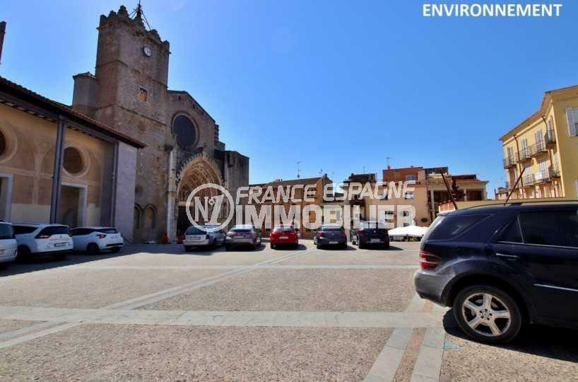 maison a vendre espagne bord de mer, ref.3835, centre historique de castello d'empuries aux envrions