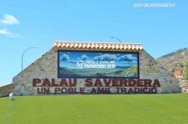 vente de maison costa brava, ref.3847, aperçu de l'entrée de la ville de palau saverdera